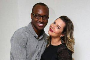 Thiaguinho e Fernanda Souza estavam vivendo casamento de fachada (Foto: Divulgação)