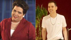 Humorista Gustavo Mendes perdeu 37 quilos Foto: reprodução/instagram