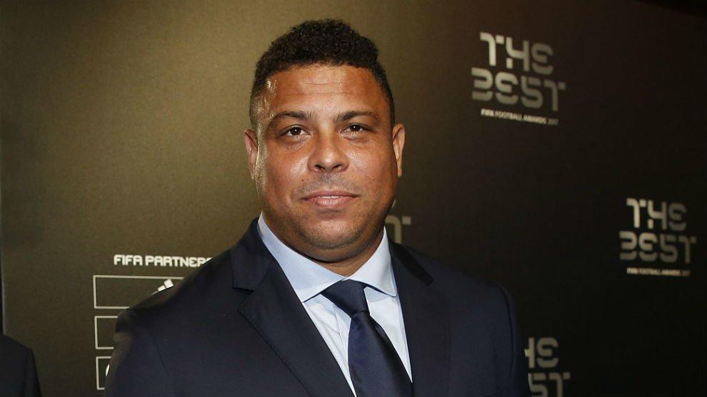 o jogador, Ronaldo Fenômeno