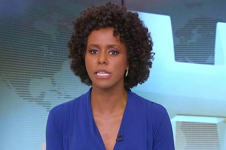 Jornalista da Globo, Maju Coutinho vai narrar história de Michelle Obama (Foto: Reprodução/ Globo)