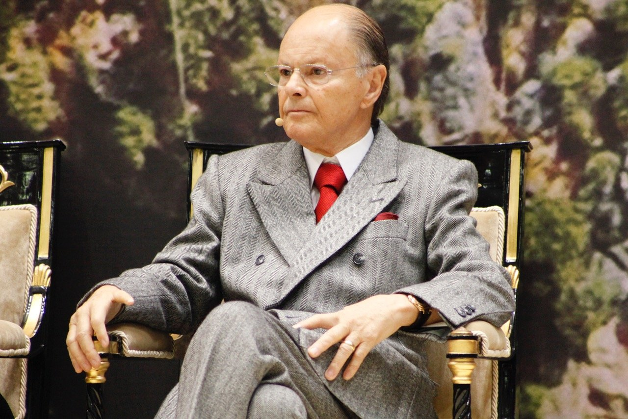 Edir Macedo é o proprietário do Grupo Record (foto: divulgação)