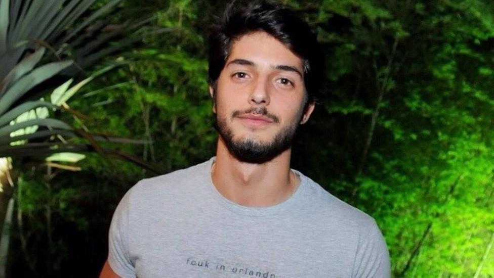 Enrico Celico, ex-cunhado de Kaká (Foto: Divulgação)