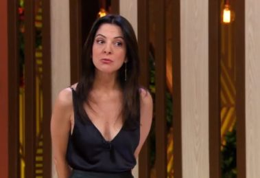 Ana Paula Padrão falou sobre Rachel Sheherazade