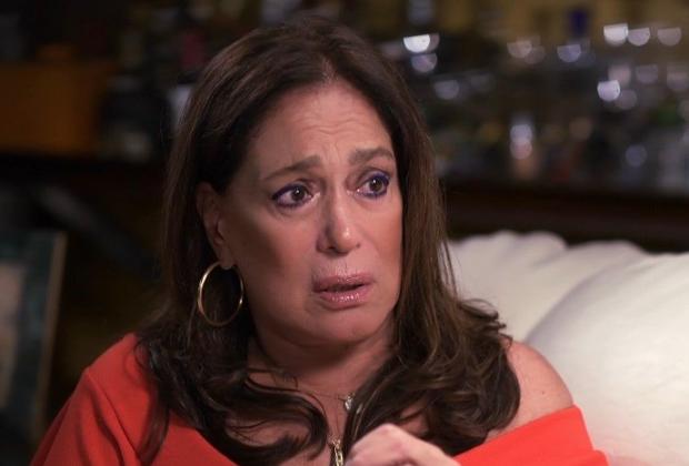Susana Vieira já havia dado entrevista falando sobre a doença (Foto: TV Globo)