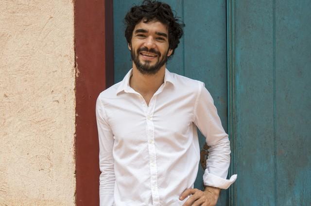 O ator Caio Blat (Foto: Globo/Estevam Avellar)
