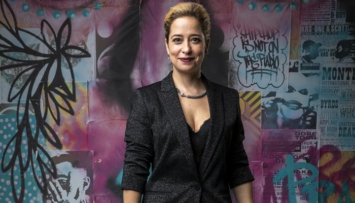 Paloma Duarte em Malhação: Toda Forma de Amar (Foto: Globo/João Cotta)
