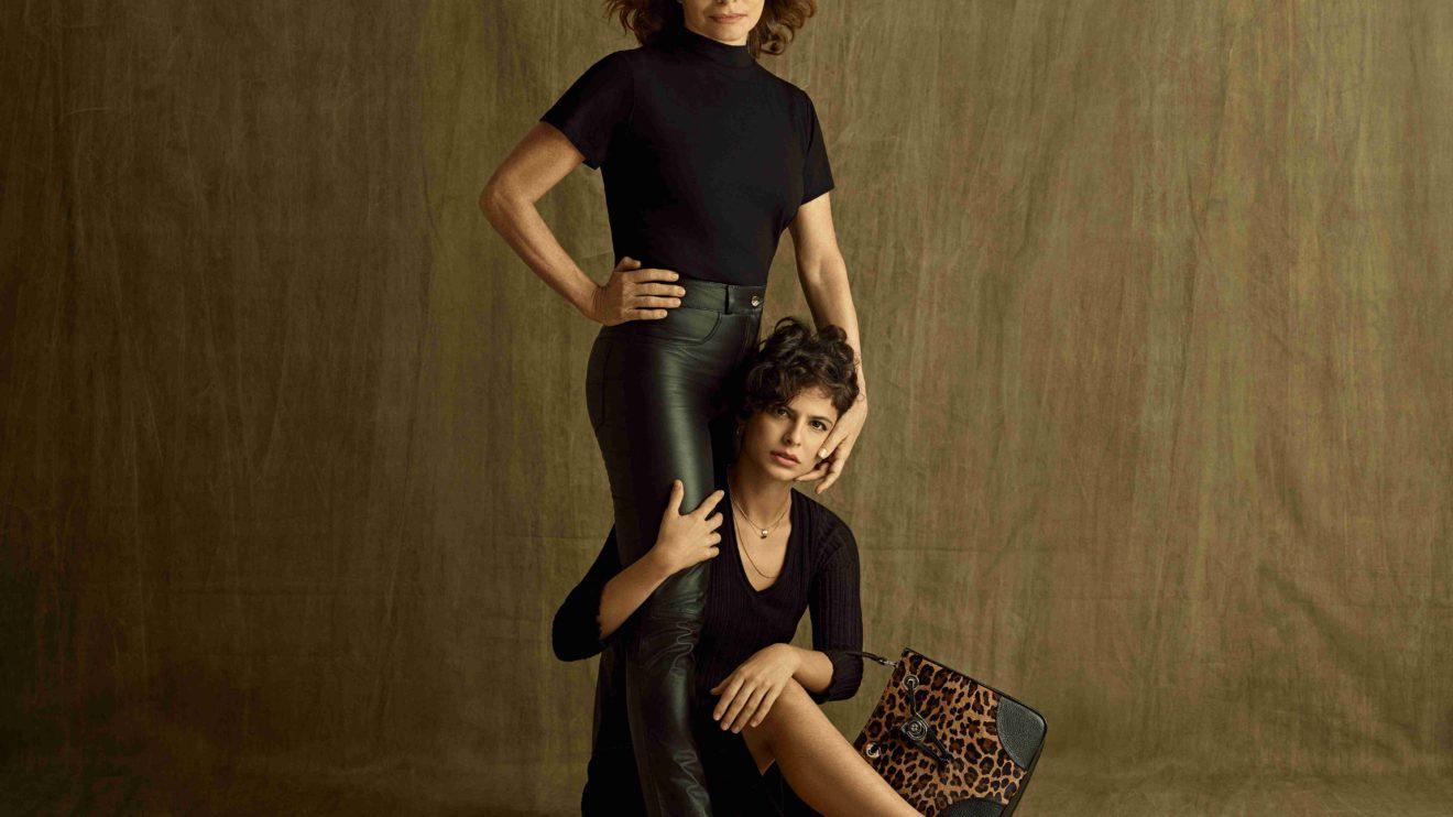 Débora Bloch e sua filha Laura (Foto: Gui Paganini)