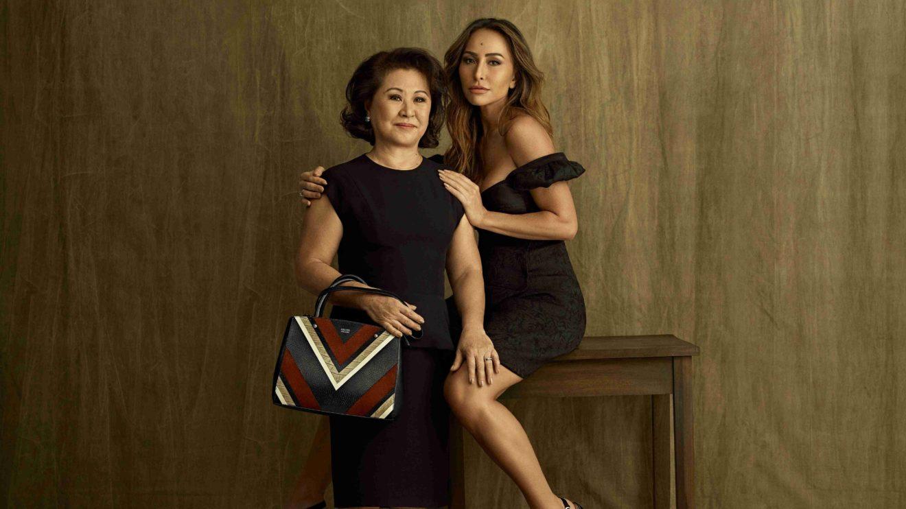Sabrina Sato e sua mãe Kika (Foto: Gui Paganini)