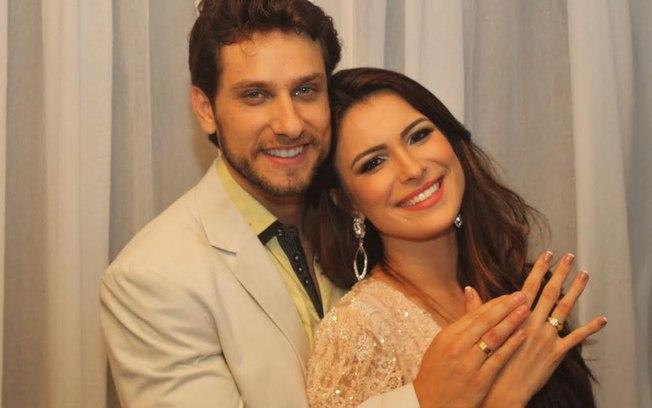 Kamilla Salgado e Eliéser Ambrósio estarão no Power Couple (Foto: Divulgação)