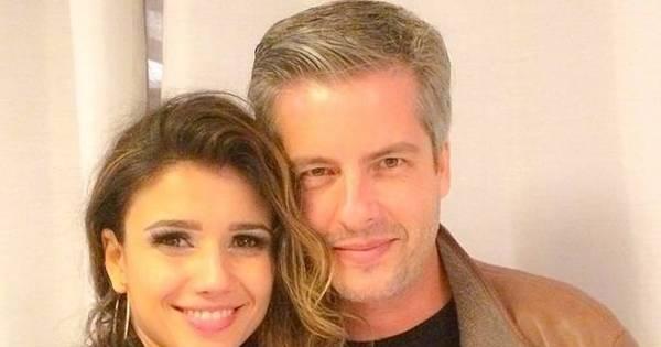 Paula Fernandes e Victor Chaves (Foto: Divulgação)