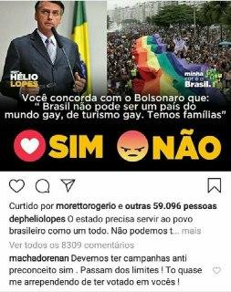 Anitta acabou sendo exposta pelo irmão, Renan Machado (Foto: Reprodução/Instagram)