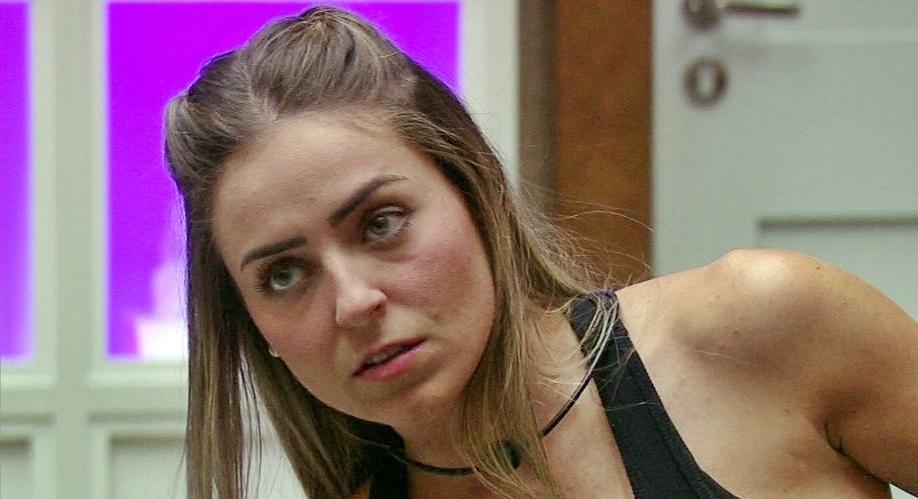 Paula no BBB19 da Globo (Foto: Reprodução)