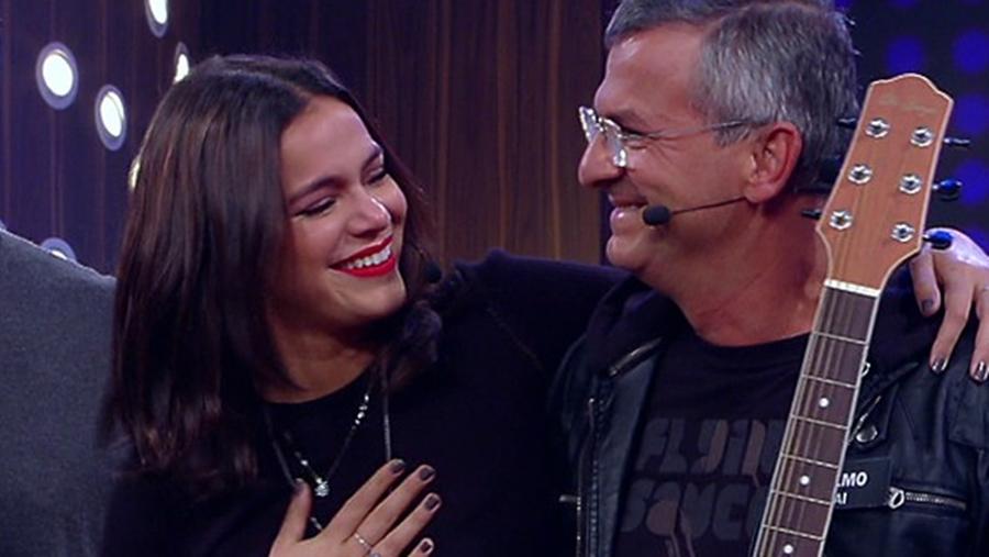 Bruna Marquezine e Telmo Maia (Foto: Divulgação)