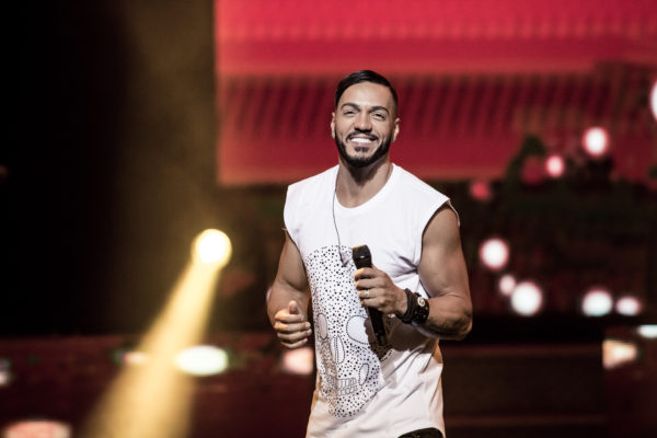 O cantor Belo (Foto: Divulgação)