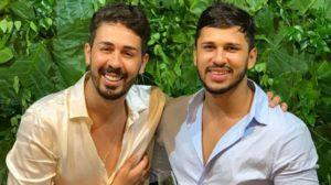 Carlinhos Maia e Lucas Guimarães pretendem se casar em breve (Foto: Reprodução)
