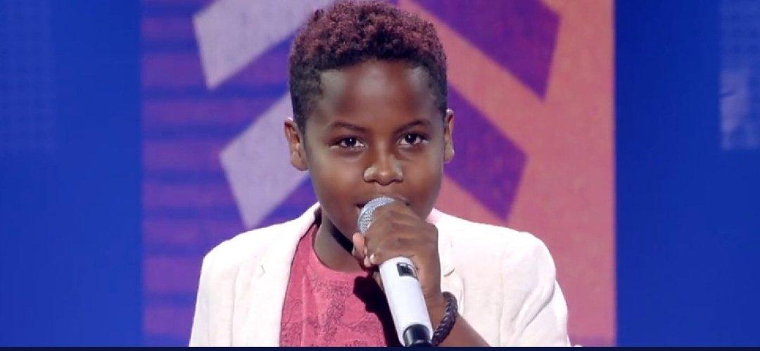 Jeremias é o vencedor do The Voice Kids (Foto: Divulgação)