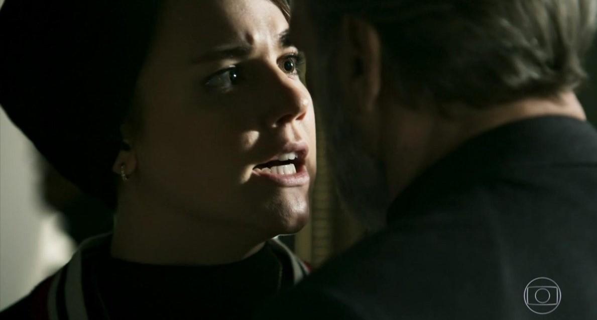 Dalila (Alice Wegmann) usará e destruirá a própria família em Órfãos da Terra da Globo