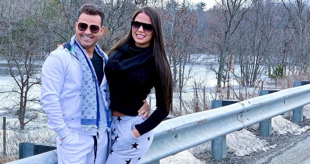 Eduardo Costa e Victoria Villarim (Foto: Reprodução/Instagram)