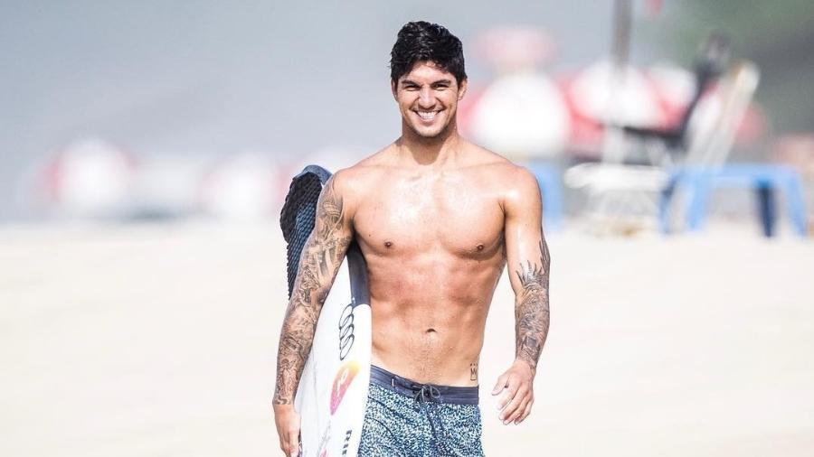 O surfista, Gabriel Medina (foto: Divulgação)