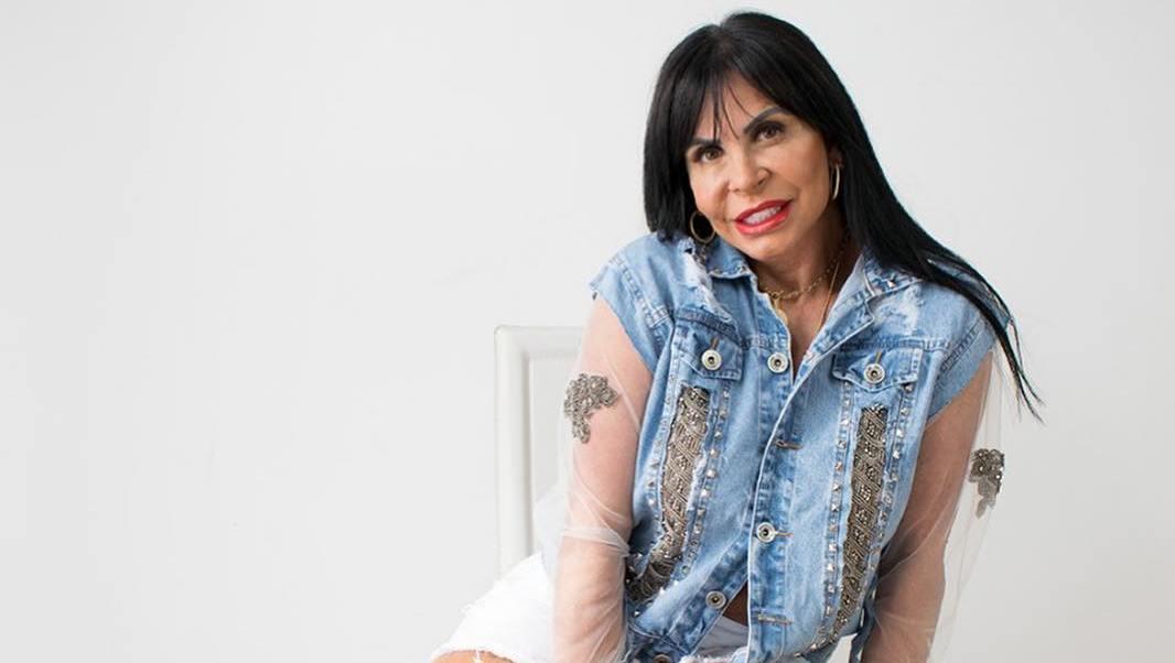 Gretchen (Foto: ReprodA mãe do ex-ator da Globo, Thammy Miranda, Gretchen participou de A Dona do Pedaço (Foto: Reprodução)ução/Instagram)