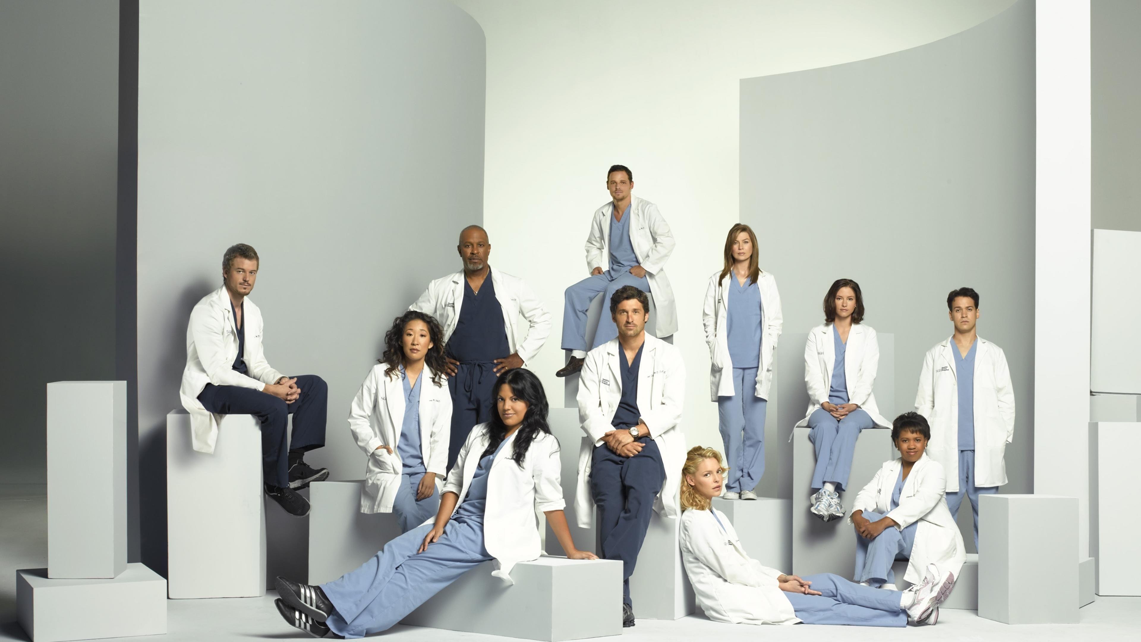 Série Grey's Anatomy corre o risco de deixar a Netflix