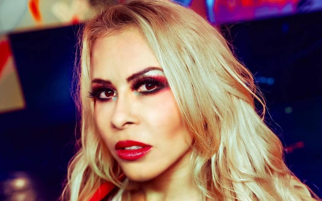 A famosa cantora paraense, Joelma voltou a ficar entre os assuntos mais comentados na internet após compartilhar um clique onde está irreconhecível (Foto: Reprodução)