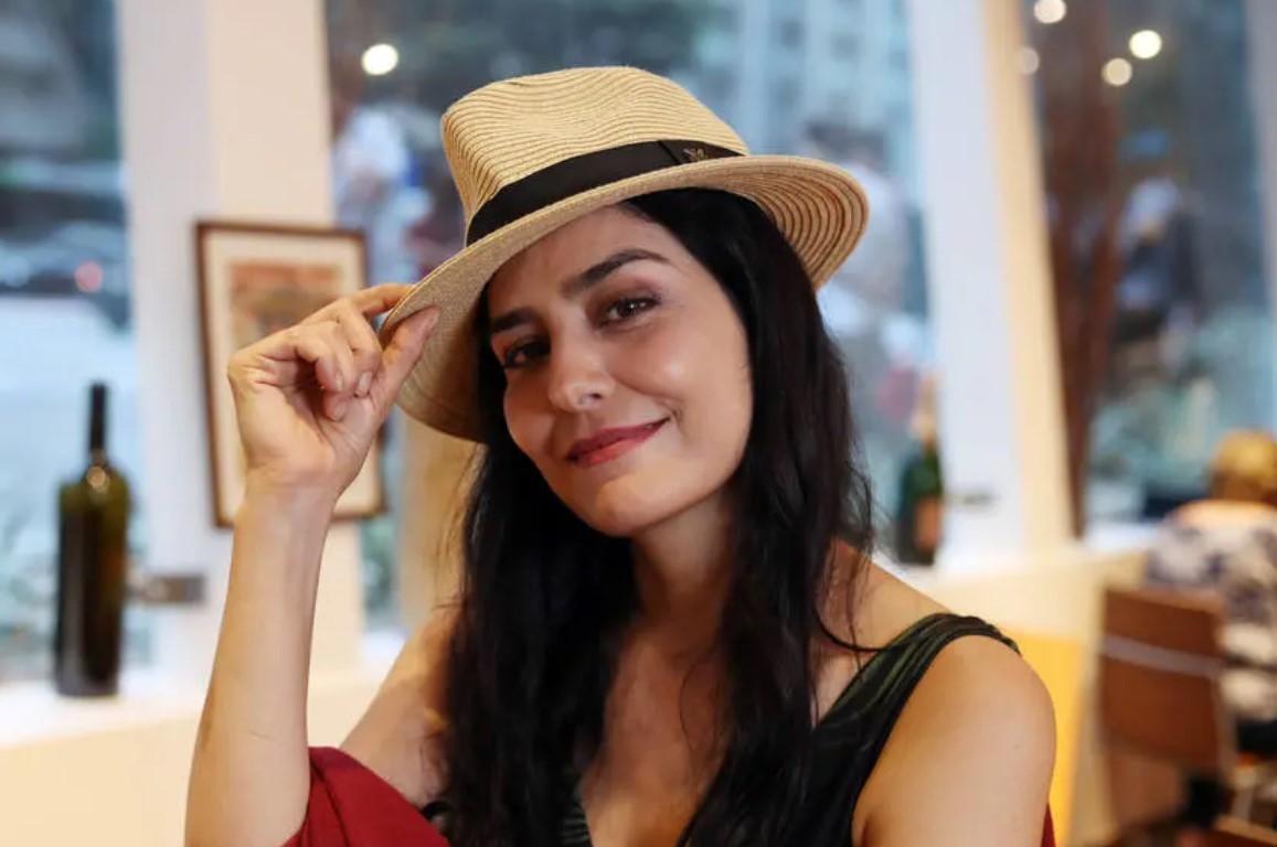 A atriz global Letícia Sabatella (Foto: Reprodução/Globo)