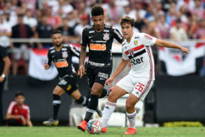 São Paulo e Corinthians disputam a final do Campeonato Paulista (Foto: Sergio Barzaghi/Gazeta Press)