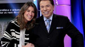 Rebeca Abravanel é uma das filhas de Silvio Santos (Foto: Divulgação/SBT)