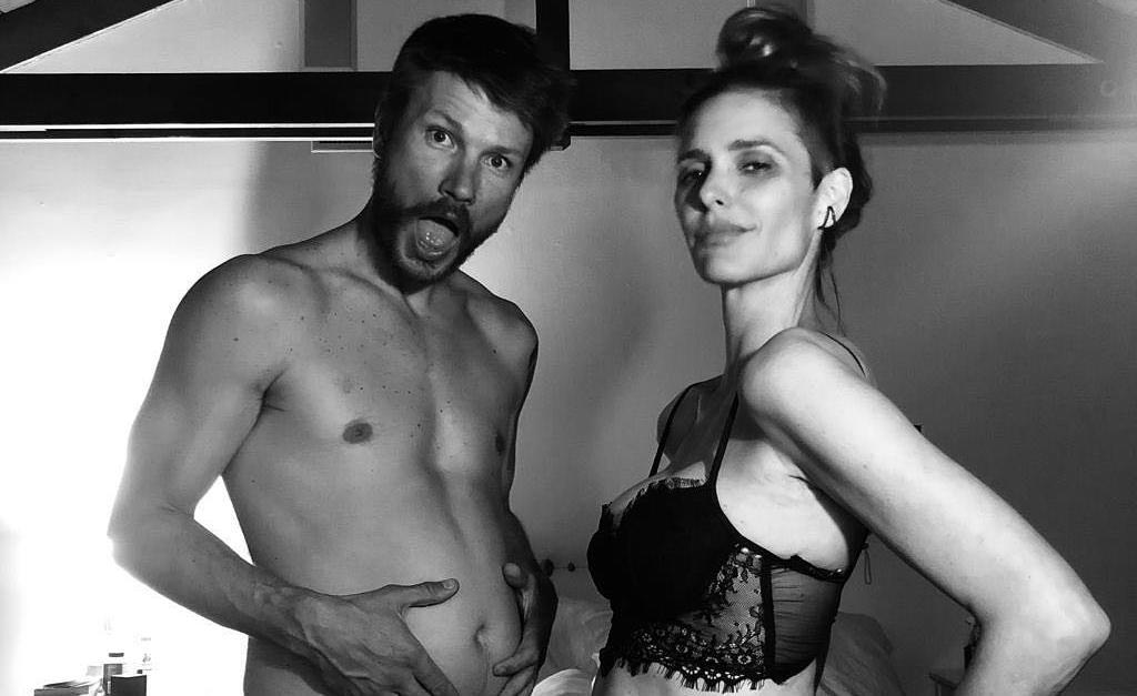 Rodrigo Hilbert e Fernanda Lima (Foto: Reprodução/Instagram)