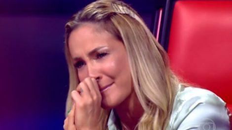 Claudia Leitte no The Voice Brasil (Foto: Reprodução/ Globo)