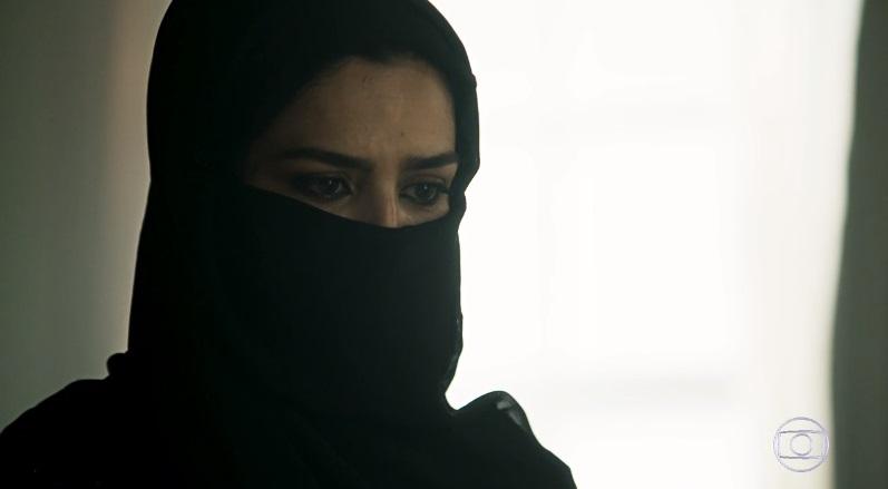 Soraia (Letícia Sabatella) viverá verdadeiro inferno em Órfãos da Terra