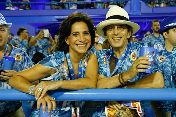 Vilã de Verão 90, Totia Meireles e o marido Jaime Rabacov