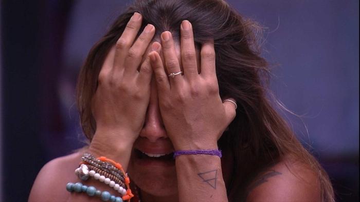 Hariany é expulsa do BBB19 (Foto: Reprodução/Globo)