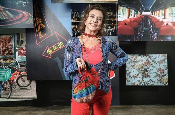 Betty Faria será Cornélia na novela A Dona do Pedaço da Globo