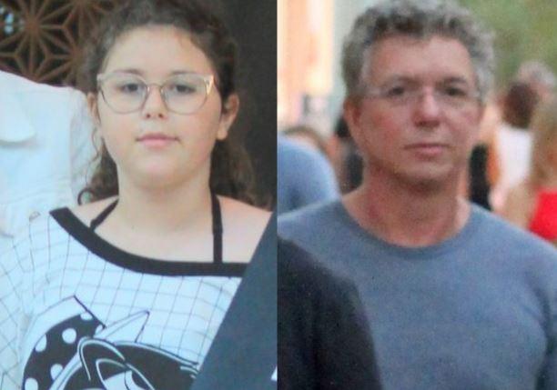 Filha de Ana Furtado impressiona por semelhança com o pai, Boninho (Foto: AgNews)