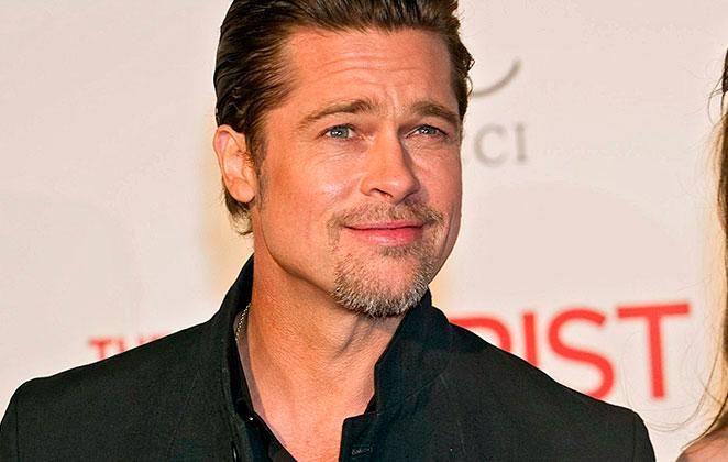 Brad Pitt (Foto: Reprdução)