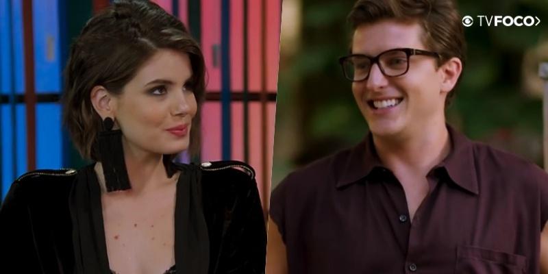 Vanessa cobiçará Patrick em Verão 90