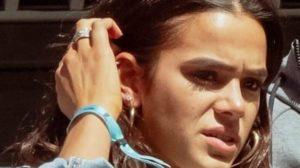 Bruna Marquezine na Globo (Foto: Reprodução)