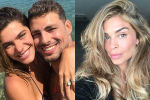 Cauã Reymond é casado com Mariana Goldfarb e ex de Grazi Massafera (Foto: Reprodução)