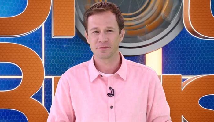 Tiago Leifert no BBB, que terá novidades planejadas por Boninho na 20ª temporada (Foto: Reprodução/Globo)