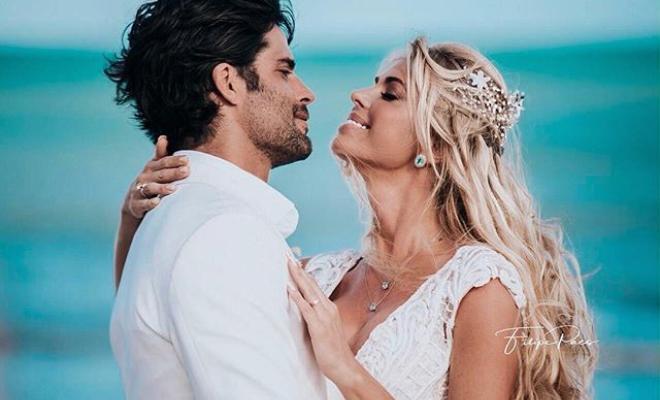 Caroline Bittencourt e Jorge Sestini . Marido de Caroline Bittencourt (Foto: Reprodução/Instagram)