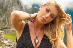 A modelo Caroline Bittencourt (Foto: Reprodução)
