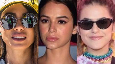 Anitta, Bruna Marquezine e Maisa (Foto: Reprodução)