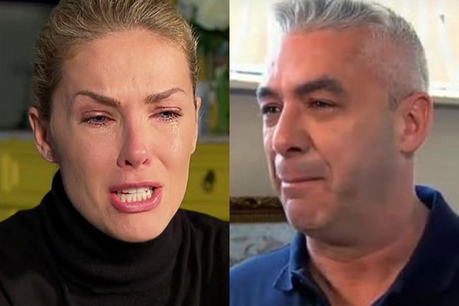 Ana Hickmann e Alexandre Correa fizeram vídeo no canal no Youtube da apresentadora (Foto: Reprodução)