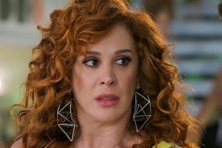 Claudia Raia passou mal durante gravações de Verão 90 da Globo
