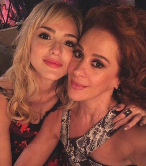 Claudia Raia e Isabelle Drummond (Foto: Reprodução/ Instagram)