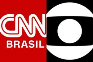 Globo, CNN Brasil