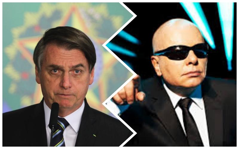 Marcelo Tas se revolta e ataca Bolsonaro e a família em entrevista para Danilo Gentili Foto: Reprodução