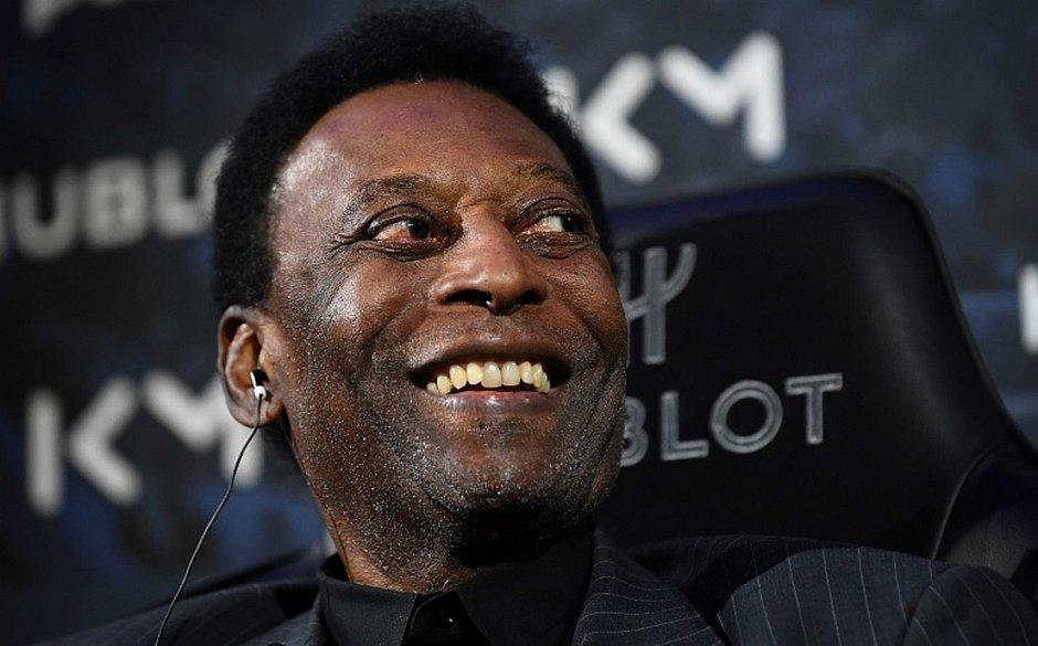 O famoso ex-jogador de futebol, Pelé tem estado crítico de saúde (Foto: Reprodução)